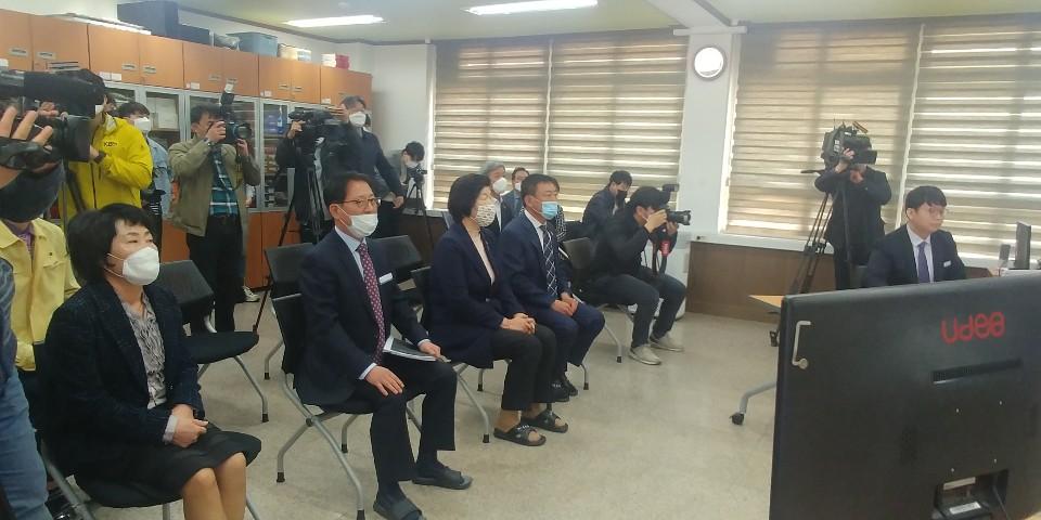 2020.04.16.(목) 염포초등학교 온라인수업 참관 4
